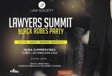 Lawyers summit front