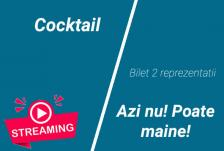Cocktail azi nu fron