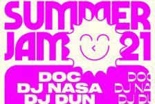 Summer jam front