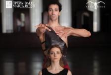 Spartacus balet bucuresti front
