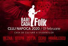 Baricada folk 2020 cluj front