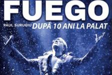 Fuego concert aniversar 2019 front