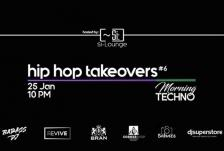 Hip hop takeovers front