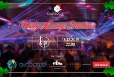Holly law christmas front