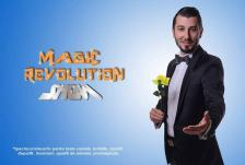Magic revolution show front
