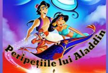 Peripetiile lui aladdin teatru pentru copii