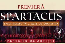 Spartacus balet rusesc sala palatului front