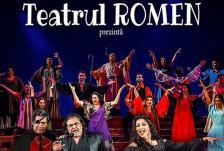 Teatrul romen satra tiganii front