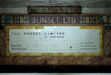 The sunset limited unteatru
