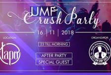 Umf crush party front