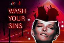 Wash sins front