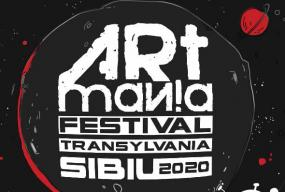 Artmania festival sibiu 2020 front
