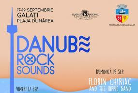 Danube rock sounds front 2021