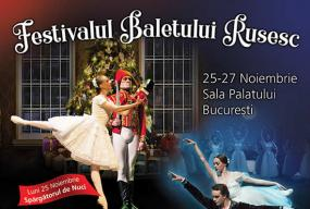 Festivalul baletului rusesc front
