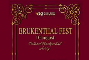 Brukenthal fest front