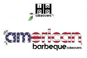 American takeover front