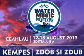 Water music festival ceahlau 2019