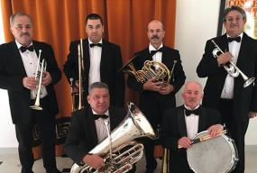 Danubian brass band front