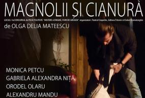 Magnolii si cianura teatrul coquette