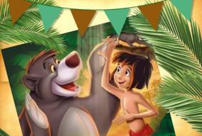 Cartea junglei palatul copiilor