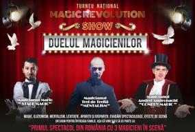 Duelul magicienilor front