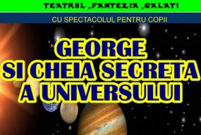 Georghe cheia universului front