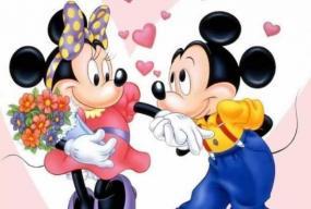Mickey croitorasul front