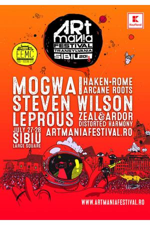 Artmania festival 2018 afis