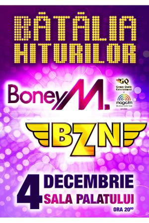 Batalia Hiturilor BZN Boney M