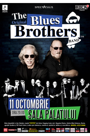 Blues brothers sala palatului