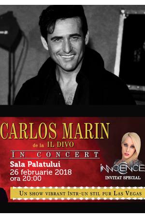 Carlos marin il divo februarie 2018