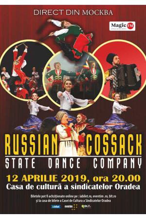 Cazacii rusiei oradea afis