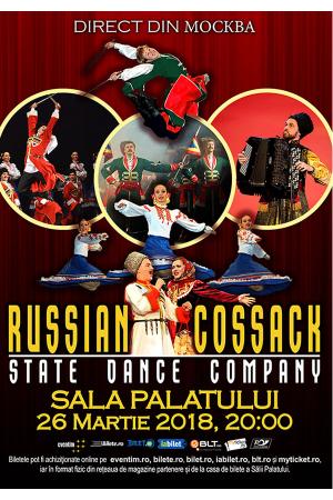 Cazacii rusiei sala palatului 2017