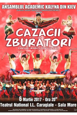 Cazacii zburatori teatrul national bucuresti