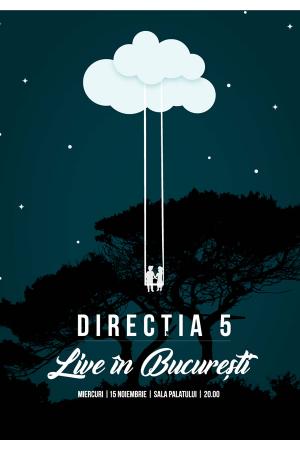 Concert directia 5 live in bucuresti 2017