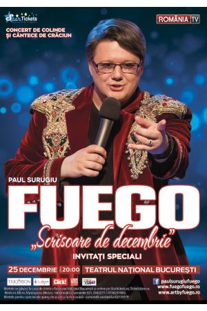 Concert fuego scrisoare de decembrie