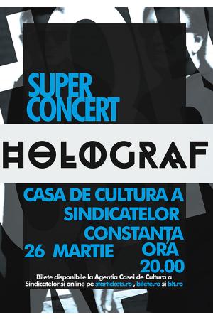 Concert holograf constanta 2017
