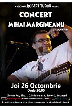 Concert mihai margineanu 2017