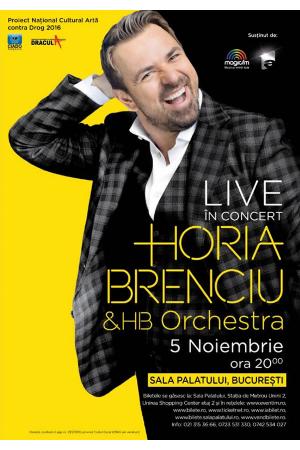 Horia Brenciu HB Orchestra Live