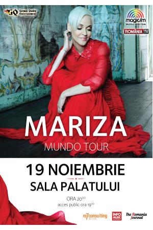 Mariza mundo tour