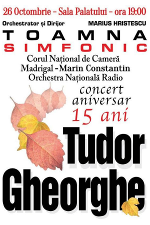 Tudor Gheorghe Toamna Simfonic