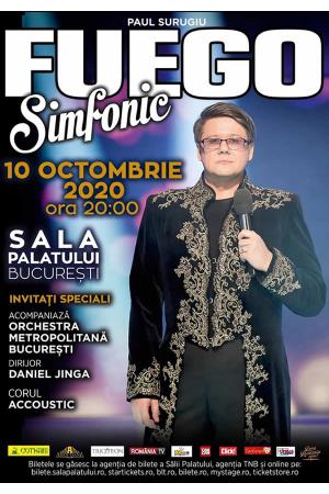 Fuego simfonic octombrie