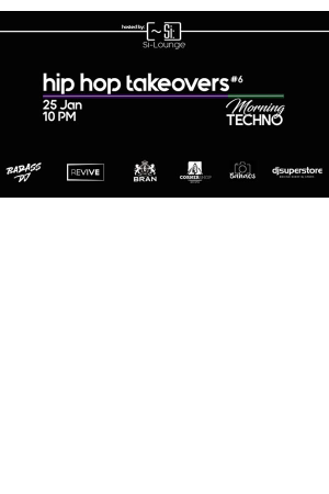 Hip hop takeovers afis