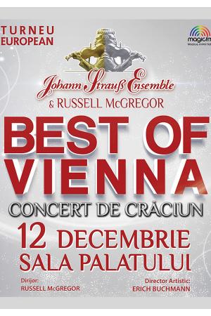 Johann Strauss Ensemble best of vienna sala palatului 12 decembrie