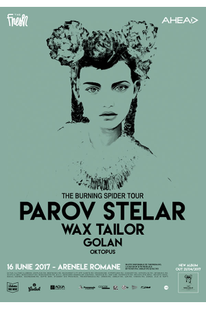 Parov stelar wax tailor bucuresti 2017