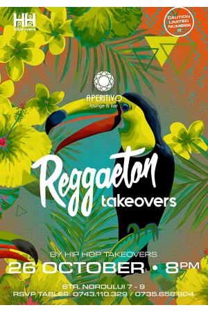 Reggaeton takeovers afis