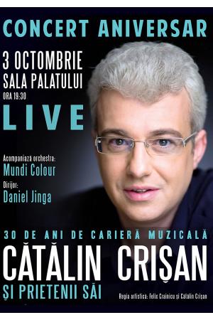Catalin crisan poster