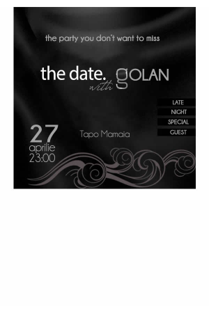 The date golan afis