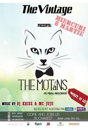 The motans vintage pub 8martie2017