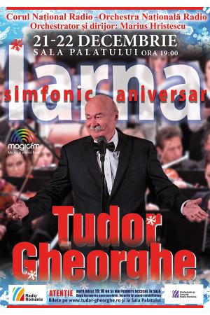Tudor gheoghe iarna simfonic decembrie 2017